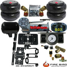 ChassisTech Tow Kit Ford F250 F350 2005-2010 Compressor Dual Paddle Valve xzx