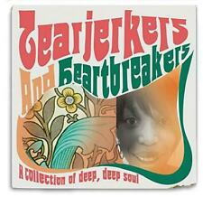 """TEARJERKERS & HEARTBREAKERS"""" A COLLECTION OF DEEP SOUL """" CD  BRAND NEW & SEALED"""