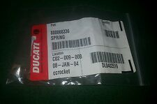 NOS Ducati Spring New Old Stock 800066336 1994-2004 748 916 996 998 999 Clip