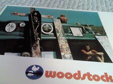 WOODSTOCK RARE 1970 U.S. 11x14 LOBBY CARD #4 MINT 1960s MUSIC HTF ORIG AMERICAN!