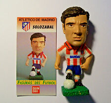 Bandai ATHLETICO MADRID (HOME) SOLOZABAL Loose With Card LWC