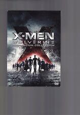 DVD - X-MAN WOLVERINE ADAMANTIUM COLLECTION - 2013