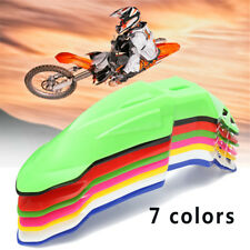 Universal Front Mudguard Fender Motorcycle Pit Dirt Bike Supermoto Motocross