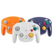2.4G Wireless Gamepad Game Controller Joystick For Nintendo Gamecube Wii LOT FF3