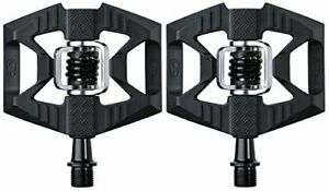 Crank Brothers Double Shot 1 Bike Pedals - Black -- NEW