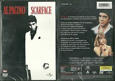 DVD - SCARFACE avec AL PACINO / OLIVER STONE / NEUF EMBALLE - NEW & SEALED