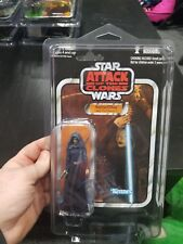 Star Wars Vintage Collection Barriss Offee VC51 With Protective Display Case