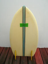 Vintage 1960s newport concave vector belly board paipo surfboard surfer sweet