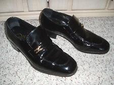 VINTAGE Men's FLORSHEIM Designer Collection Patent Loafer Dress Shoes~Size 8.5 D