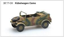Artitec 387.77-CM VW82 Wehrmacht WWII 1:87 Kübelwagen Camouflage