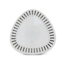 Z-Wave Plus Smoke Detector Wireless Smoke Sensor Siren Alarm Works with Fibaro