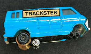 Bachmann HO: TRACKSTER Chevy Van Track Inspection Car (B8) FOR REPAIR! Vintage.