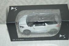 "MINIATURE VOITURE CITROEN DS3 CABRIO NOREV  3""  DIE-CAST NEUF CAR/AUTO/COCHE"