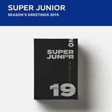 SUPER JUNIOR 2019 SEASON'S GREETINGS + ADDITIONAL ITEMS [ KpopStoreinUSA ]