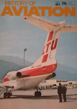 History of Aviation magazine Issue 61 France's aircraft industry
