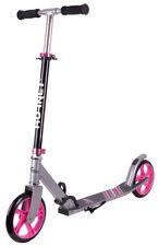 Hudora Hornet Scooter 200 schwarz pink Roller Cityroller 14523