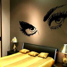 Audrey Hepburn Beautiful Eyes Wall Sticker DIY Decal Vinly Art Mural Home Decor