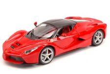 Coches de carreras de automodelismo y aeromodelismo color principal rojo de escala 1:24
