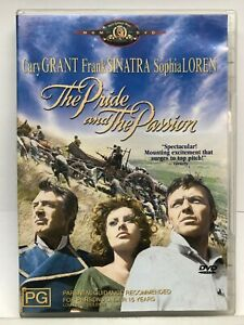 The Pride and the Passion - DVD - AusPost with Tracking