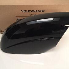 Genuine VW Transporter T6 Wing Mirror Lower Cover Cap Gloss Black N/S (passenger