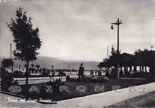 LUCCA VIAREGGIO 67 TORRE DEL LAGO PUCCINI Cartolina FOTOGRAFICA viaggiata 1951