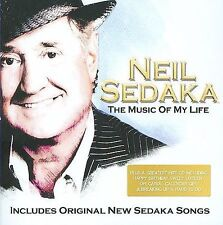 The Music of My Life by Neil Sedaka (CD, Jun-2009, 2 Discs, Universal Distribution)