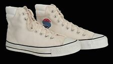 CONVERSE The Winner Vintage High Top Sneakers White Made In USA 1970s Size 8