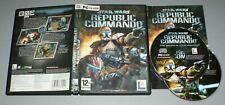 Star Wars Republic Commando - PC CD-Rom Game *