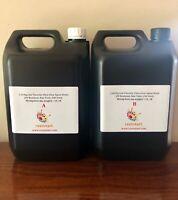 Ultra-Trasparente Lucidi Resina Epossidica per Cucina Piani di Lavoro: 8kg Kit
