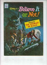 RIPLEY'S BELIEVE IT OR NOT #22090 Gold Key Horror (Australian Edition) 1968