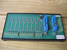 AMCI Model RB-8  I/O RACK SYSTEM, 8 OUTPUT, 8 INPUT RELAY BOARD