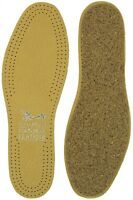 Leather/Cork Insoles