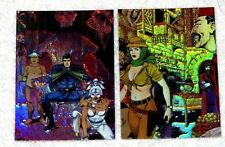 1996 The Phantom Hero 2-Chase Trading Card Lot With Y3 & Y4 *Intrepid -Gallery
