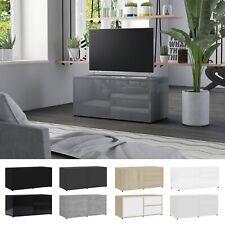 vidaXL TV Schrank Spanplatte Fernsehtisch Lowboard Sideboard mehrere Auswahl