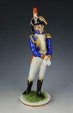 "Kaiser Porcelain figurine napoleonic soldier ""Gouvion Saint-Cyr"" WorldWide"