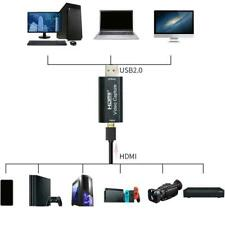 1080P HD HDMI Video Capture Card For Game Video Live Streaming NEU OVP