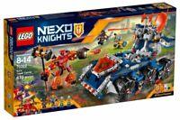 Lego Nexo Knights  - 70322 - Le transporteur de tour d'AXL - NEUF