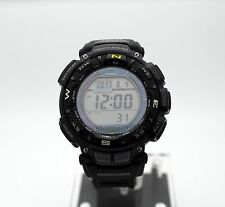 Casio Pathfinder PAG-240B Solar Triple Sensor Multi-Function Watch
