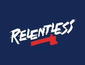 Atlanta Braves RELENTLES shirt baseball postseason playoffs October Acuna Albies
