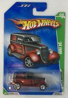 2009 Hot Wheels Treasure Hunts '34 Ford Limited Edition Rare