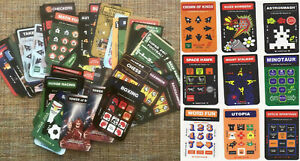 Combo Set of 50 + 9 Overlay Packs > Intellivision Flashback or Original Console