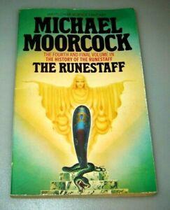 The Runestaff by Michael Moorcock-Mayflower U.K. Paperback-1980-Hawkmoon....