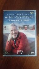 A Great Welsh adventure with Griff Rhys Jones DVD R2