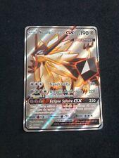 Carte Pokemon NECROZMA Crinière du Couchant 90//156 GX Ultra Rare SL5 FR NEUF