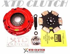 XTD STAGE 4 MIBA CLUTCH KIT 90-91 INTEGRA B18 B18A1 S1 Y1 CABLE (1700 series)