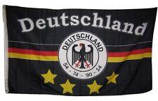 3x5 German Germany Deutschland 1954 - 74 1990 - 14 Rough Tex Knitted Flag 3'x5'
