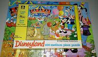 Disneyland Carnival Time Jigsaw Puzzle 100 Piece - Vintage