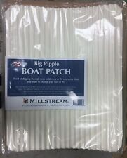 MILLSTREAM Rippled Boat Patches
