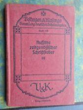 Lemp: Aufsätze zeitgenössischer Schriftsteller III Zur deutschen Geschichte 1916