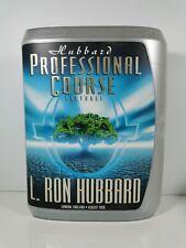 Hubbard Professional Course Lectures-L. Ron Hubbard Scientology Lecture CDs